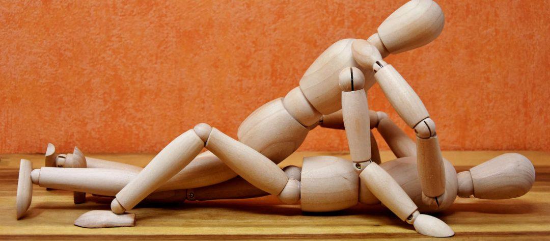 Leddegigt - Sex og samliv: Smertelindrende seksual-stillinger