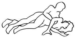 Seksuel stilling ved hofteproblemer